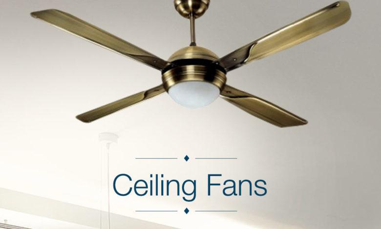 best ceiling fan india