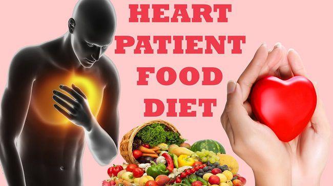 diet for heart patient